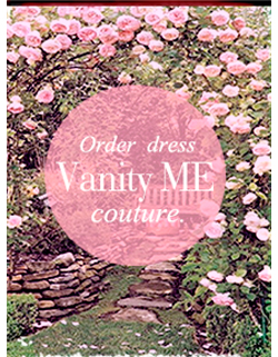 Order dress Vanity ME couture